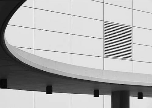 вентиляционная решетка для фасада